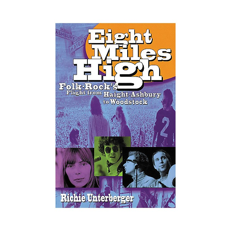 Backbeat Books Eight Miles High Book