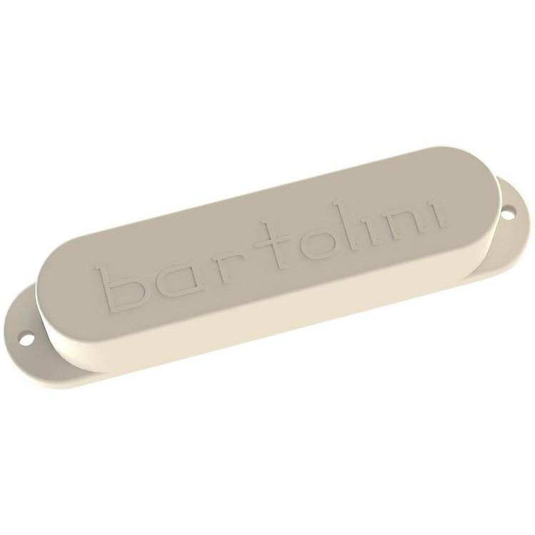 Bartolini Electric Guitar 6-String Deep Tone Bridge Pickup for Strat in White, South