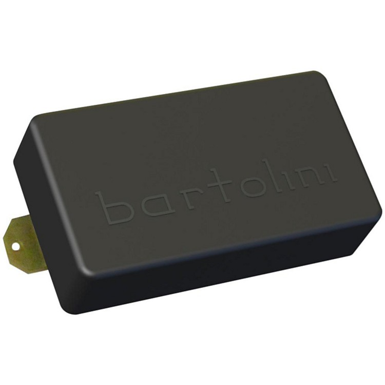 Bartolini Electric Guitar 6-String PAF Vintage Humbucker Dual Coil Bridge Pickup Nickel Black