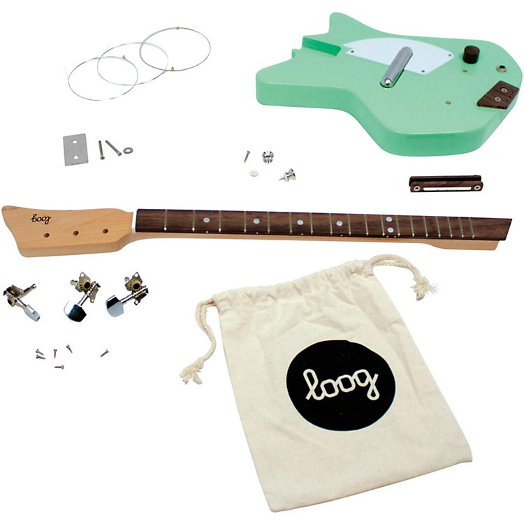 Hal LeonardElectric Guitar KitGreen