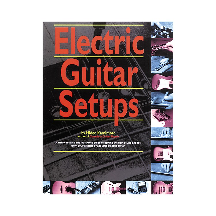 Music SalesElectric Guitar Setups