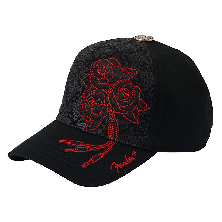 Fender Electric Roses Cap