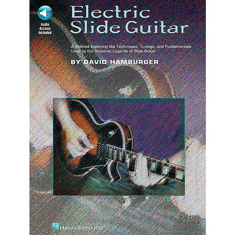 Hal LeonardElectric Slide Guitar (Book/CD)