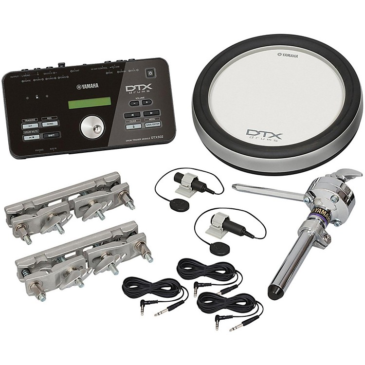 Yamaha Electronic Drum Hybrid Add on Package DTXHP580