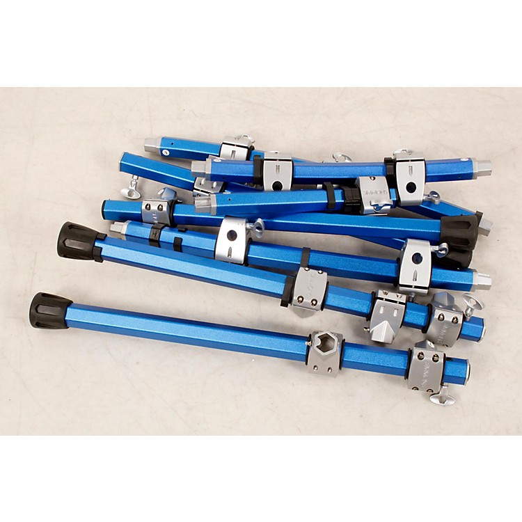 SimmonsElectronic Drum RackBlue Metallic888365904696