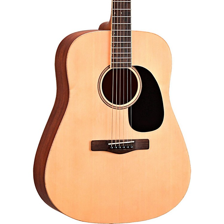Mitchell Element Series ME1 Dreadnought Acoustic Guitar Natural