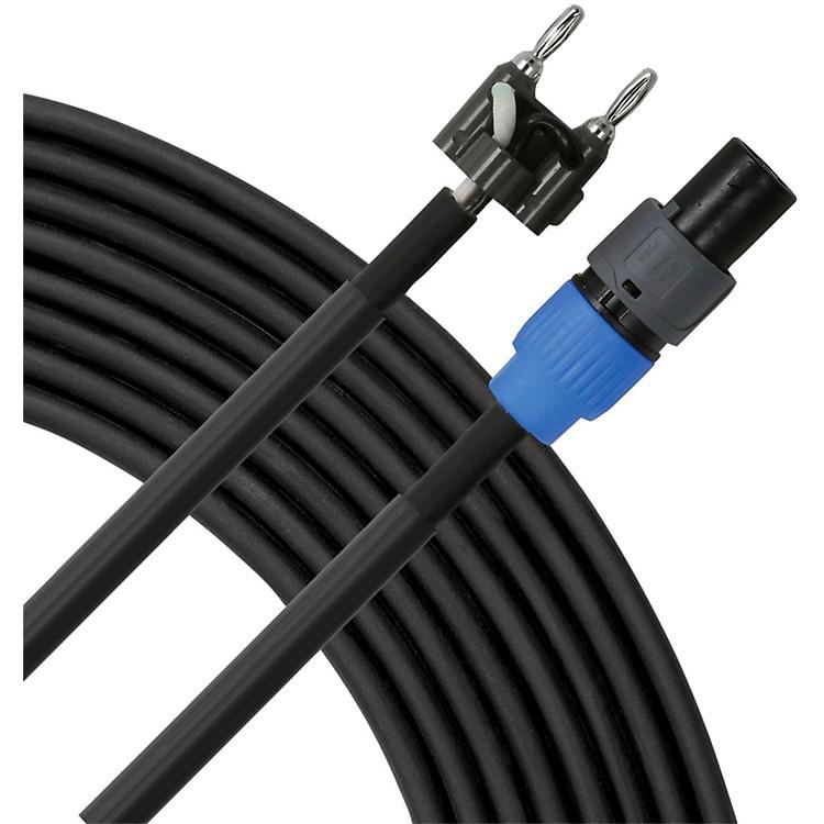 LivewireElite 12-Gauge Speakon-Banana Speaker Cable100 ft.