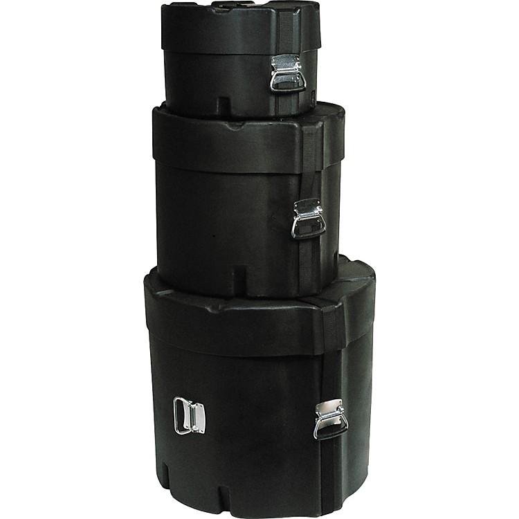Protechtor CasesElite Air Bass Drum CaseEbony24 x 18 in.