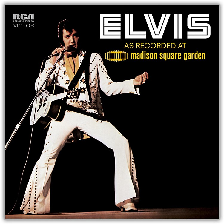 Sony Elvis Presley - Elvis As Recorded at Madison Square Garden Vinyl LP