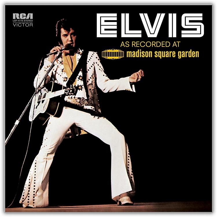 SonyElvis Presley - Elvis As Recorded at Madison Square Garden Vinyl LP