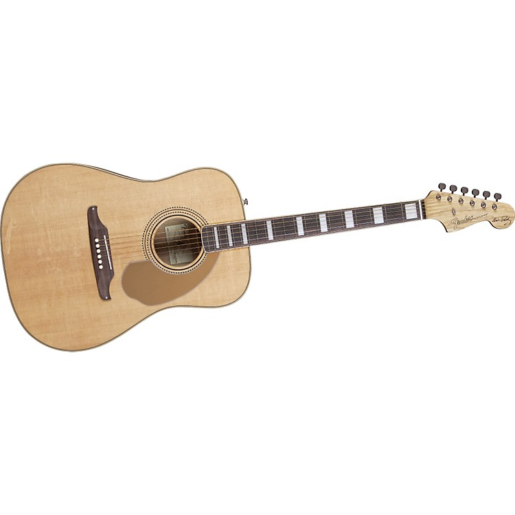 FenderElvis Presley Kingman Clambake Acoustic GuitarNatural