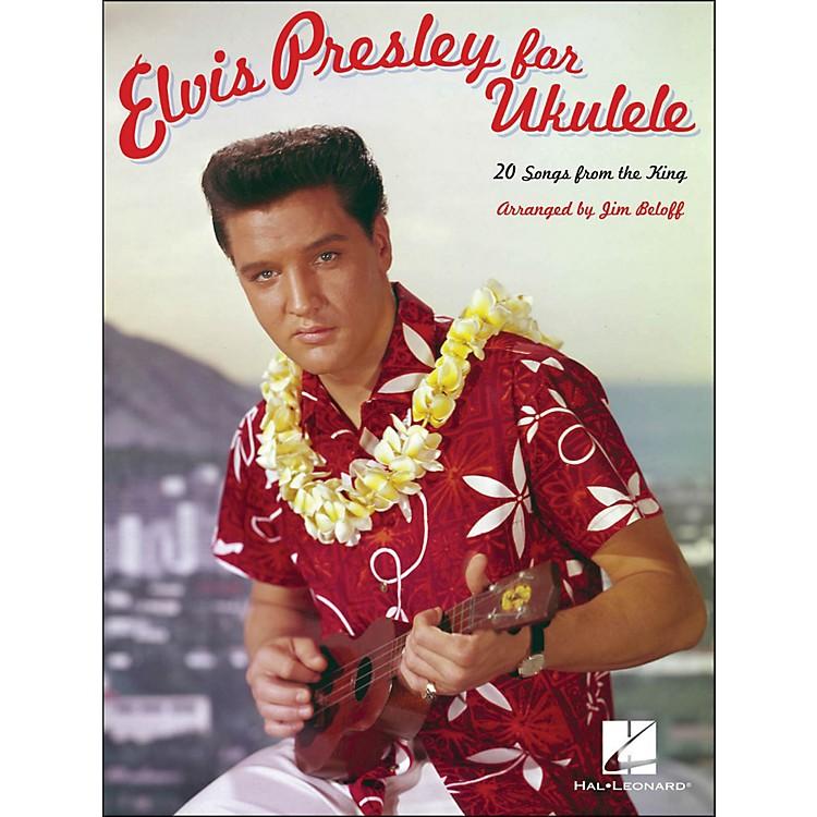 Hal LeonardElvis Presley for Ukulele Songbook