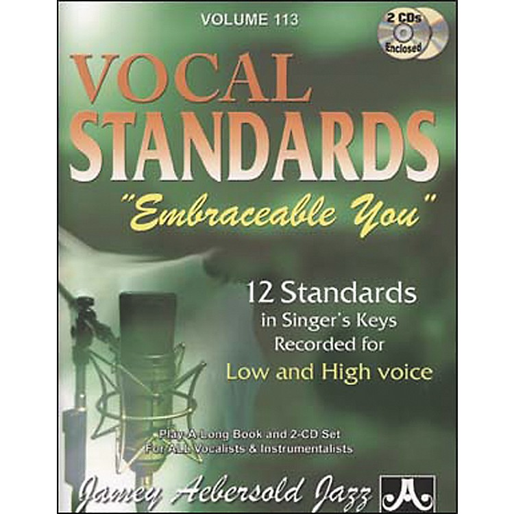 Jamey AebersoldEmbraceable You - Ballads for All Singers