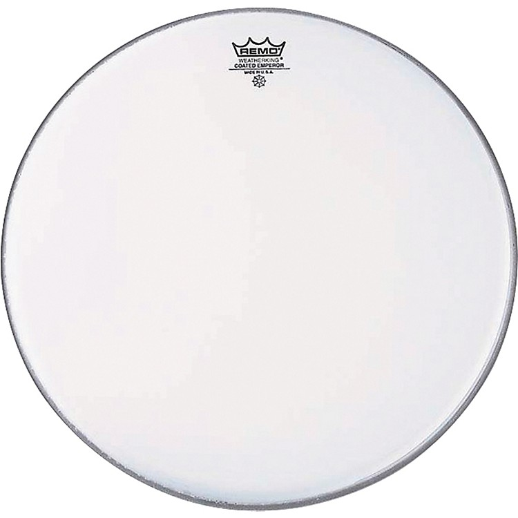 Remo Emperor Coated Drum Head  15 in.