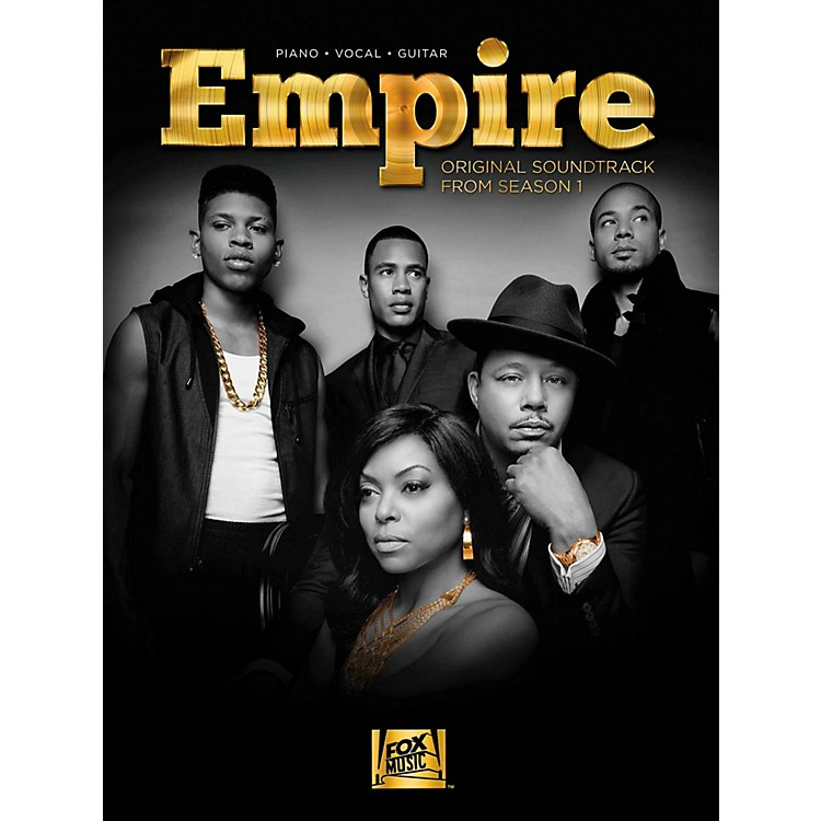 Hal Leonard Empire - Original Soundtrack From Season 1