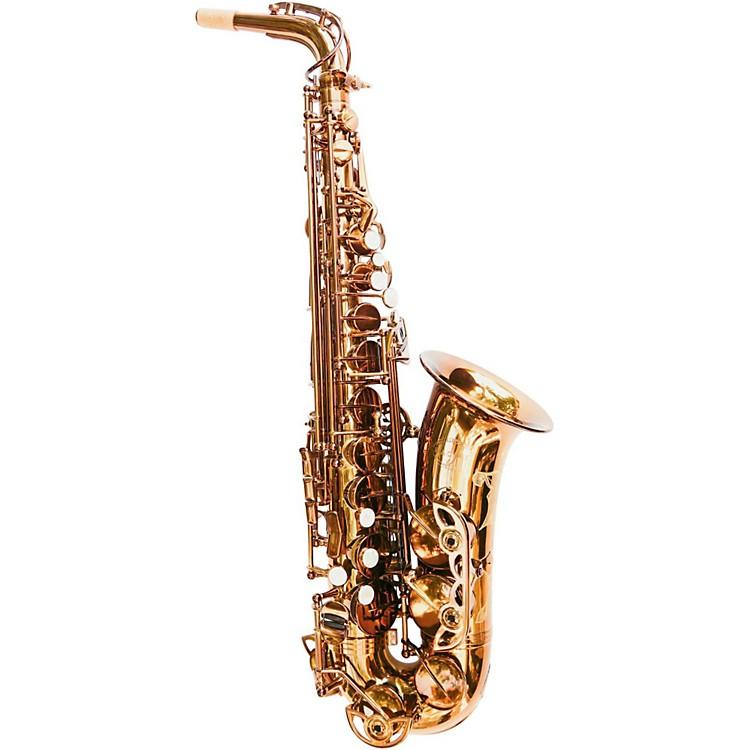 MACSAXEmpyreal Alto SaxophoneDark Gold Lacquer