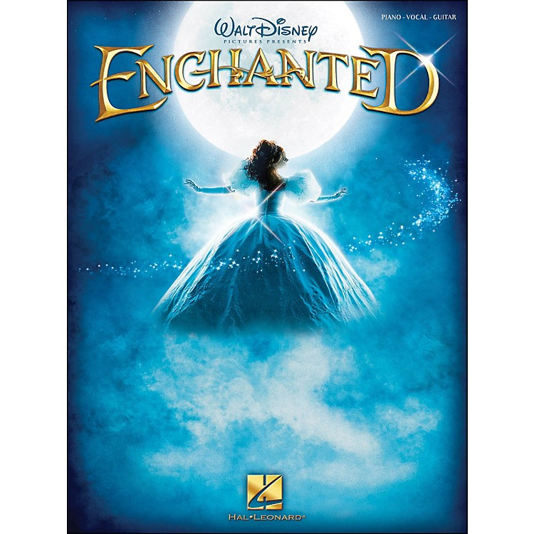 Hal Leonard Enchanted arranged for piano, vocal, and guitar (P/V/G)