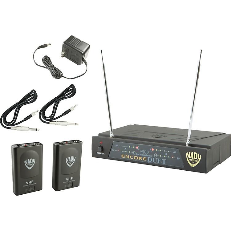 NadyEncore DUET GT Guitar Wireless System