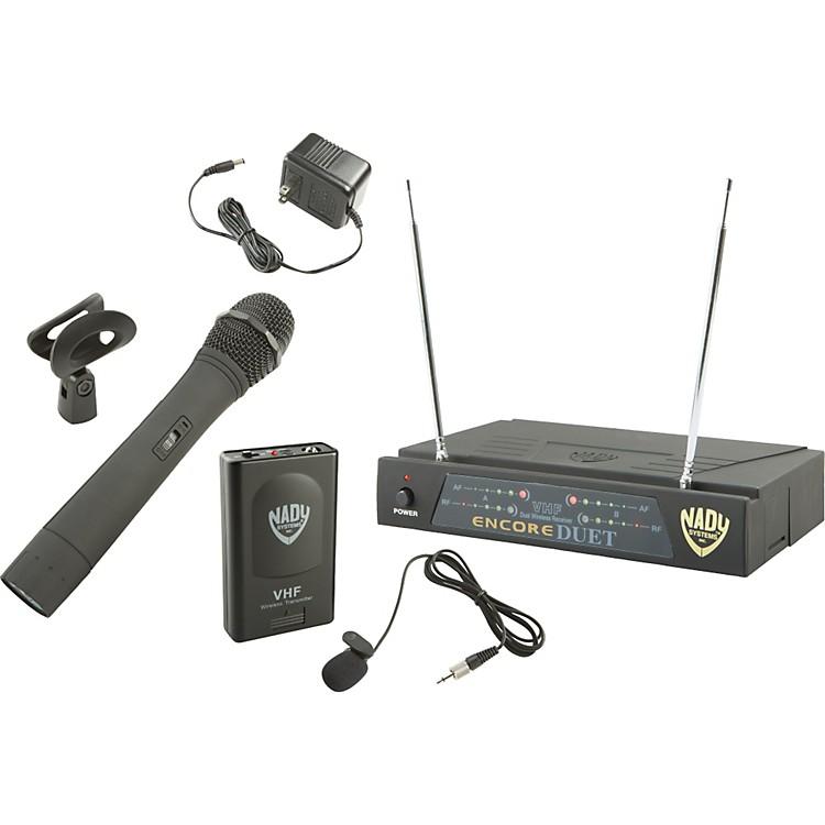 NadyEncore DUET HT/LT/O Combo Wireless SystemBand E and F