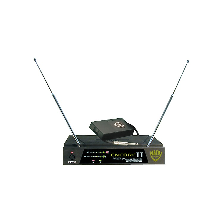 Nady Encore II GT Wireless Instrument System Channel D