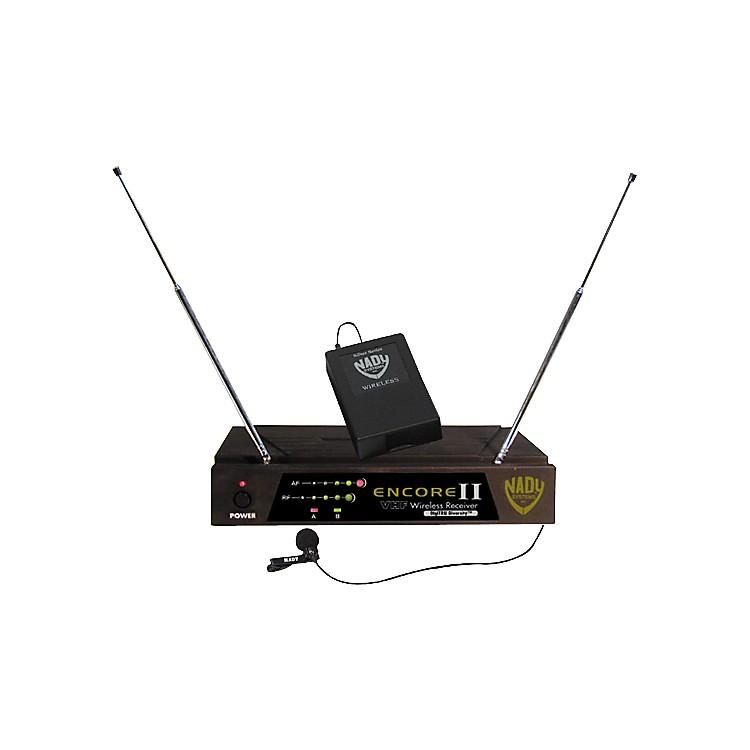 NadyEncore II LT Lavalier SystemBand A