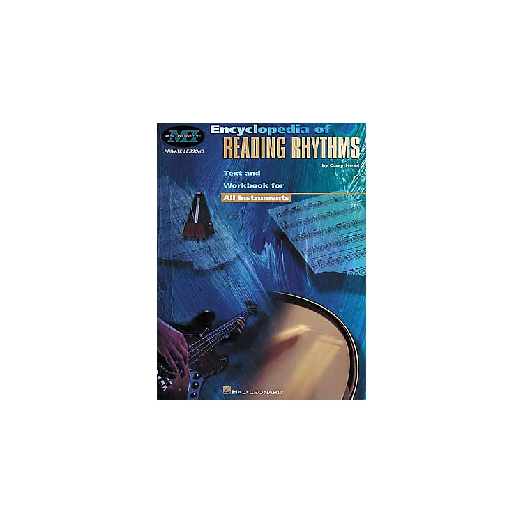 Hal LeonardEncyclopedia Of Reading Rhythms