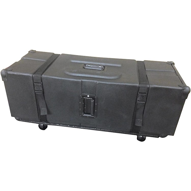 Humes & BergEnduro Hardware Case with Casters on the Long SideBlack30.5 in.