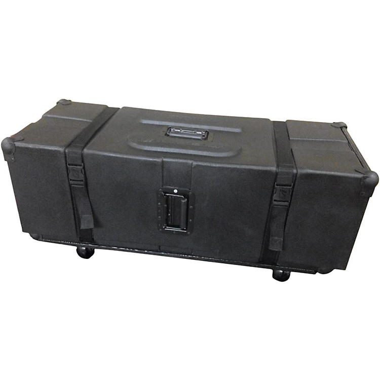 Humes & BergEnduro Hardware Case with Casters on the Long SideBlack36 in.