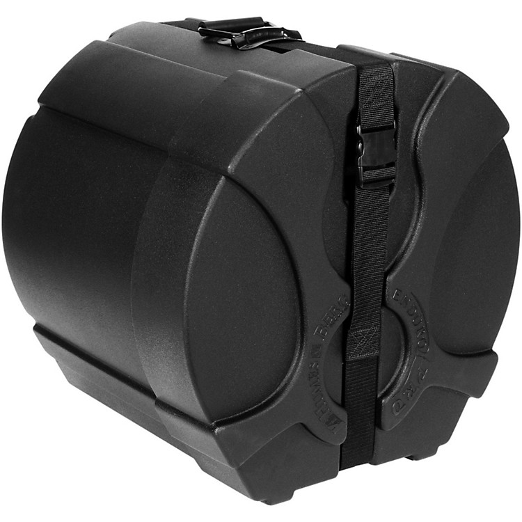 Humes & Berg Enduro Pro Floor Tom Drum Case Black 15 x 14 in.