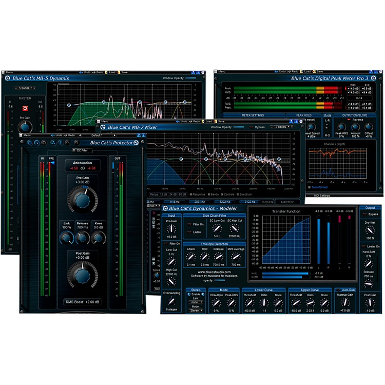 Blue Cat Audio Energy Plug-in Pack Software Download
