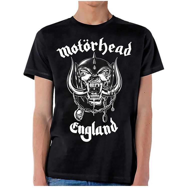 Motorhead England T-Shirt Medium