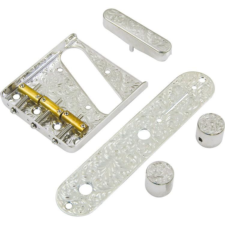 El DoradoEngraved Tele Parts Set
