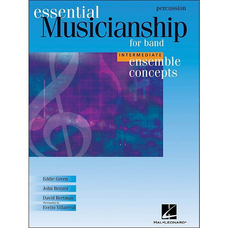 Hal LeonardEnsemble Concepts for Band - Intermediate Level Percussion