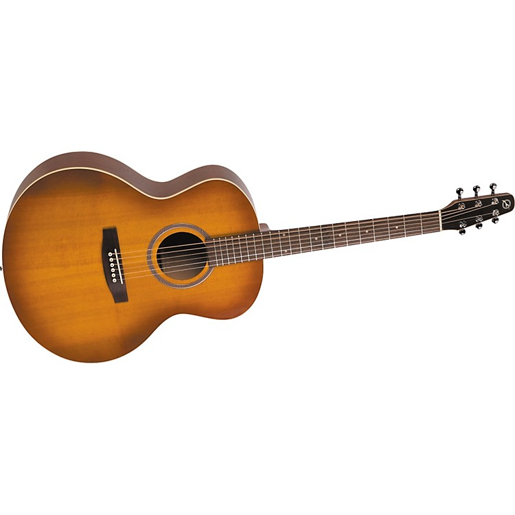 Seagull Entourage Mini Jumbo Acoustic Guitar Rustic Burst