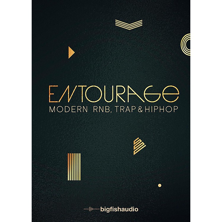 Big Fish Entourage: Modern RnB, Trap and Hip Hop