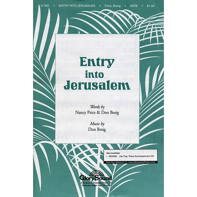 Hal LeonardEntry Into Jerusalem SATB