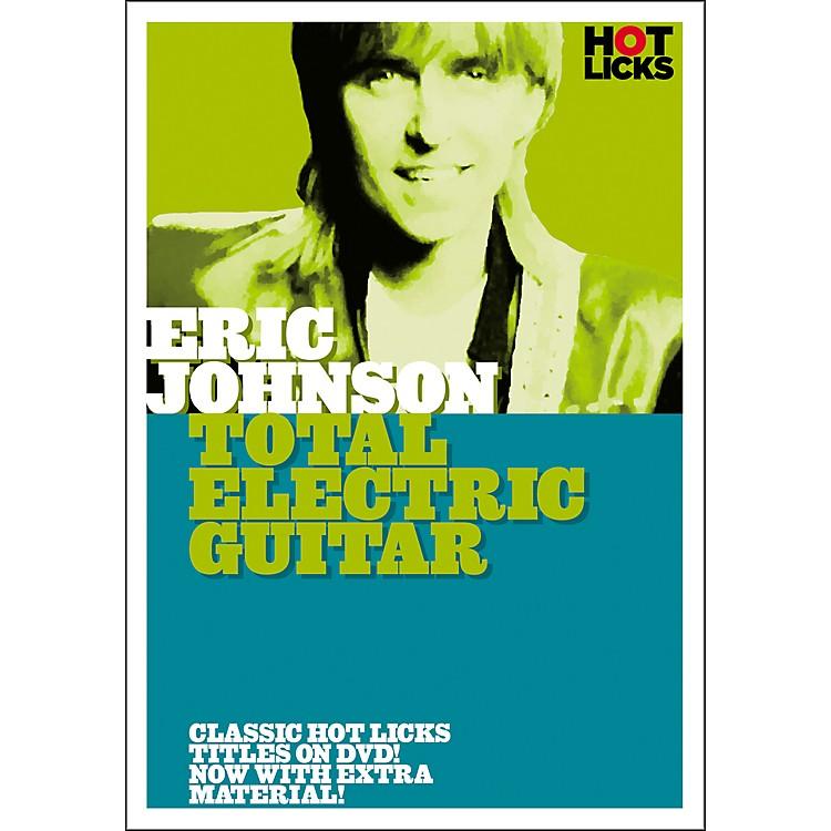 Hot LicksEric Johnson - Total Electric Guitar (DVD)