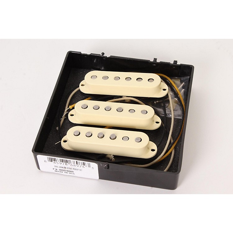 Fender Eric Johnson Stratocaster Pickup Set Regular 888365908106