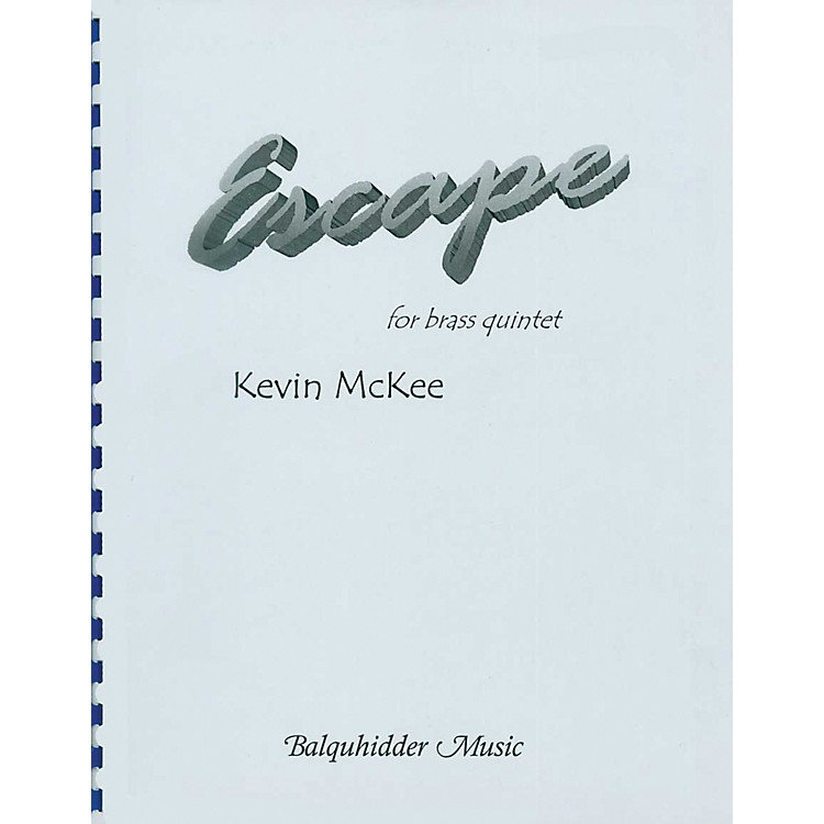 Carl Fischer Escape Book