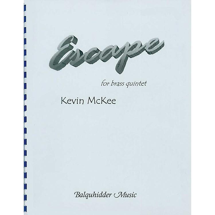 Carl FischerEscape Book