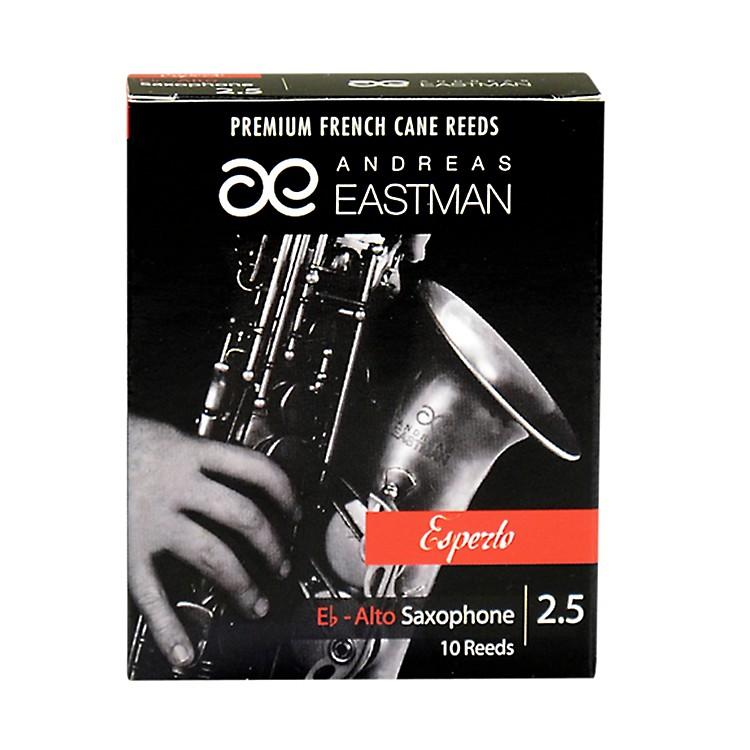 Andreas EastmanEsperto Alto Saxophone ReedsStrength 4 Box of 10
