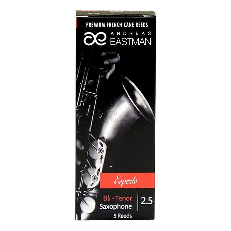 Andreas EastmanEsperto Tenor Saxophone ReedsStrength 2.5 Box of 5