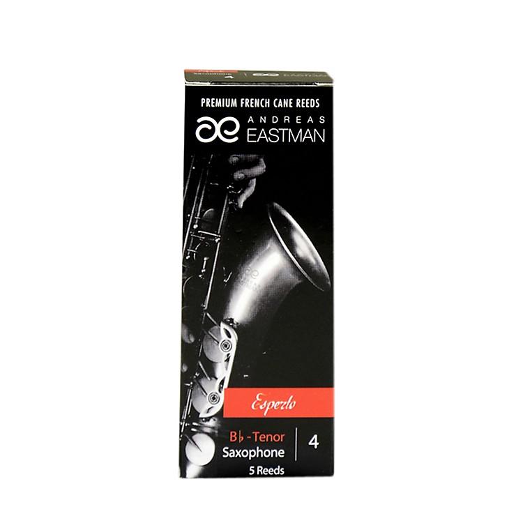 Andreas EastmanEsperto Tenor Saxophone ReedsStrength 4 Box of 5