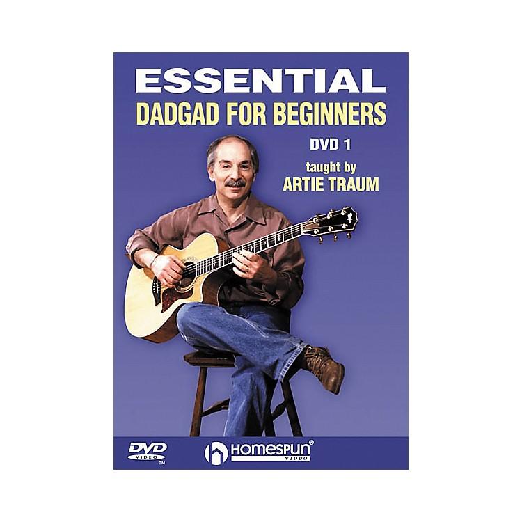HomespunEssential DADGAD for Beginners 1 (DVD)