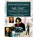 Alfred Essential Dictionary of Music Book