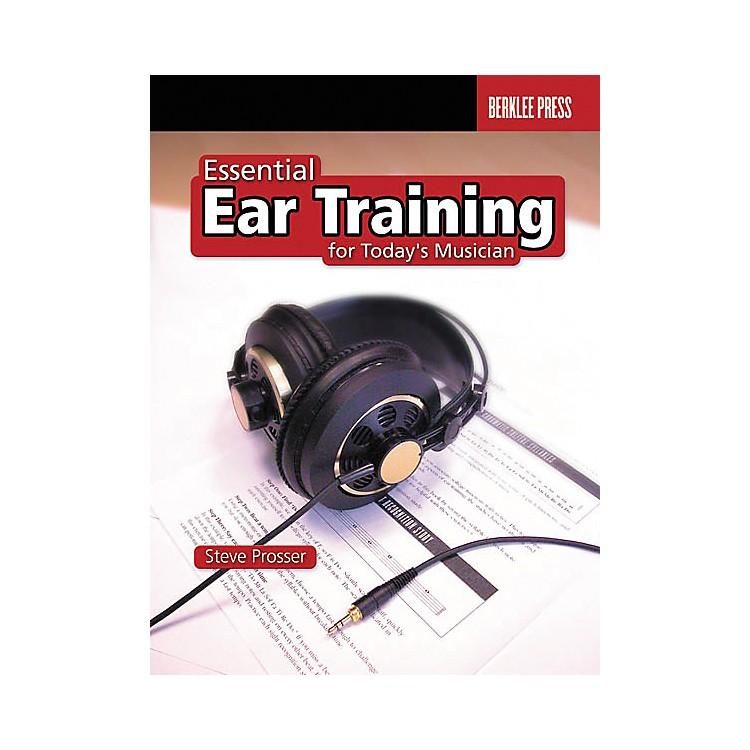 Berklee PressEssential Ear Training for the Contemporary Musician Book