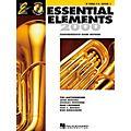 Essential Elements E-Flat Tuba T.C. Book 1 Book/CD