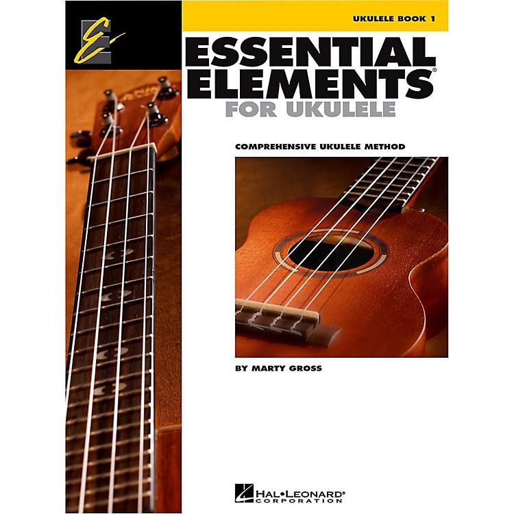 Hal LeonardEssential Elements Ukulele Method Book 1