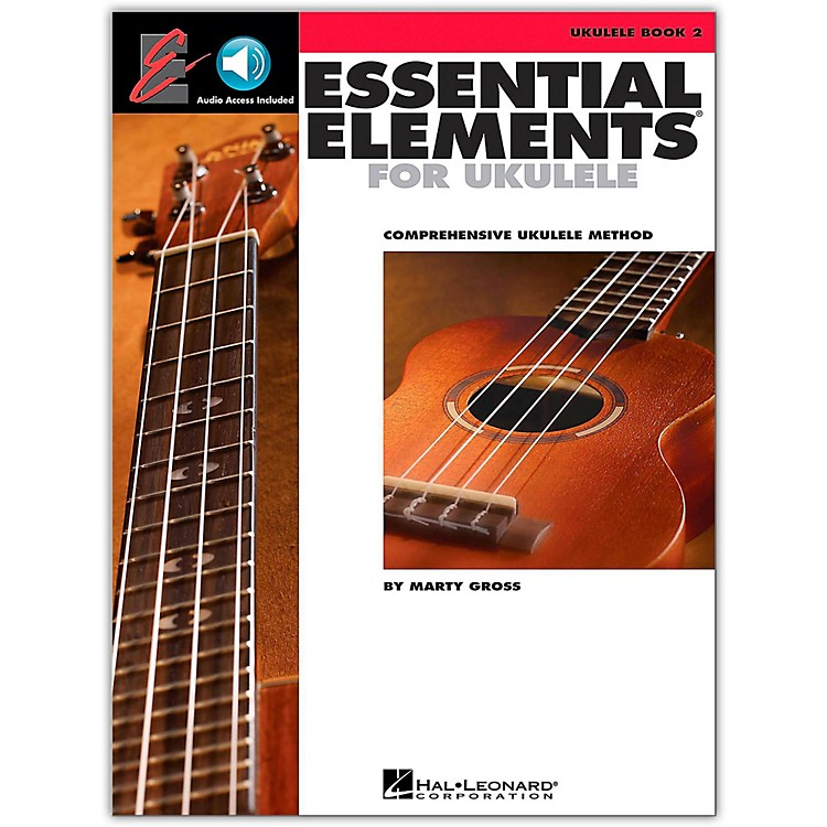 Hal LeonardEssential Elements Ukulele Method Book 2 (Book/Online Audio)