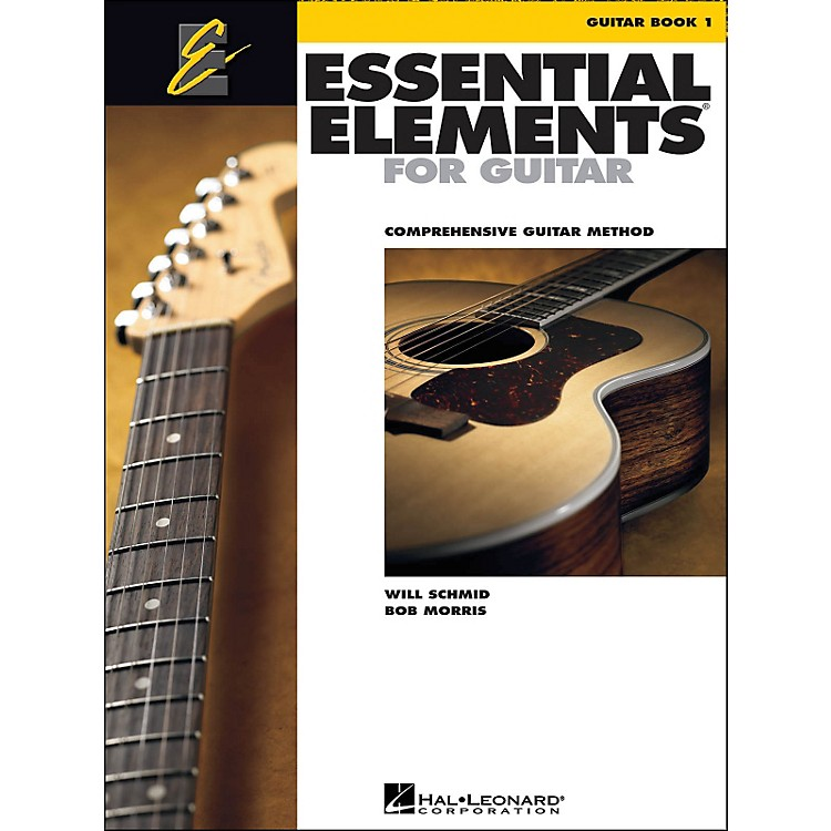 Hal LeonardEssential Elements for Guitar Book 1 (Book Only)